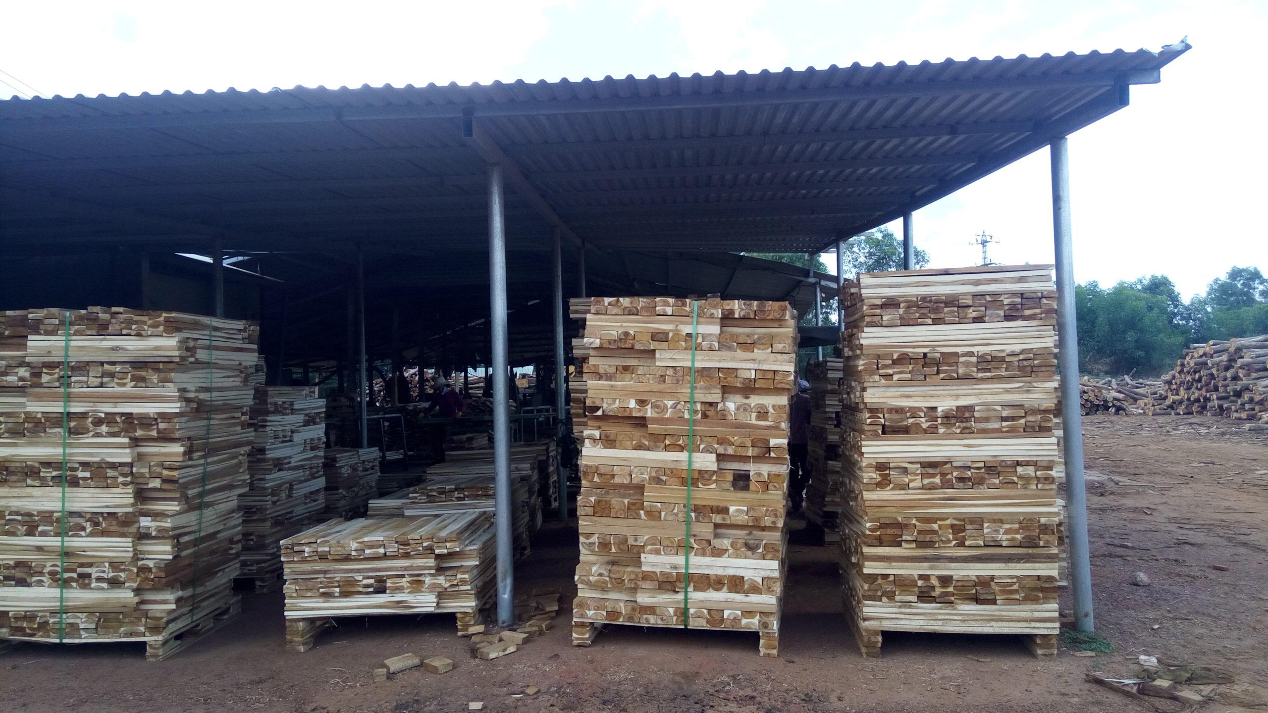 xuất khẩu gỗ