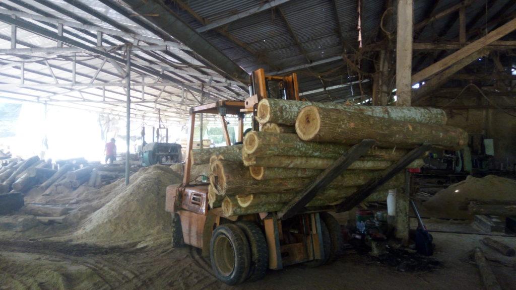 xuất khẩu mặt hàng gỗ